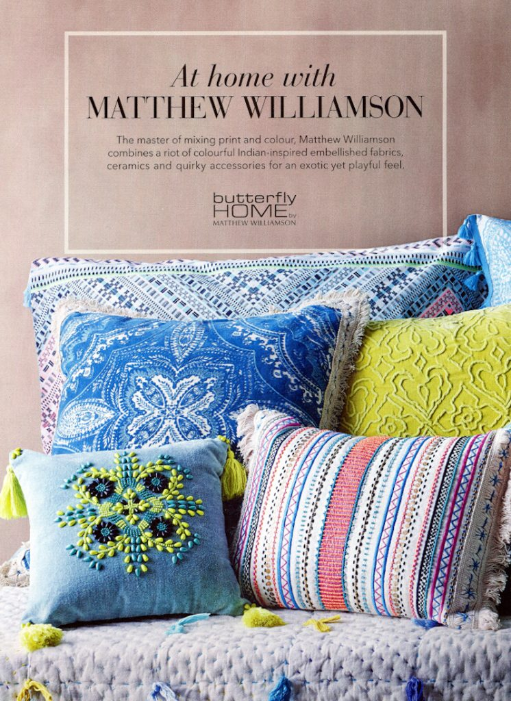 Matthew Williamson Interiors